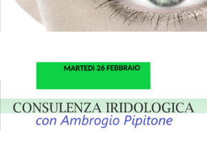 Consulenza Iridologica e Naturopatica